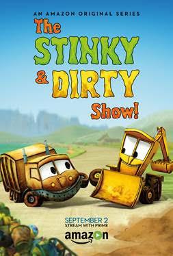 stinky & dirty show