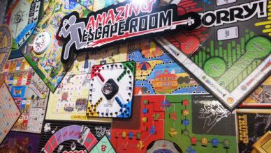 Amazing Escape Rooom