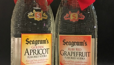seagrams ruby red vodka