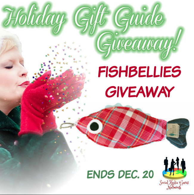 Fishbellies Giveaway ends 12/20