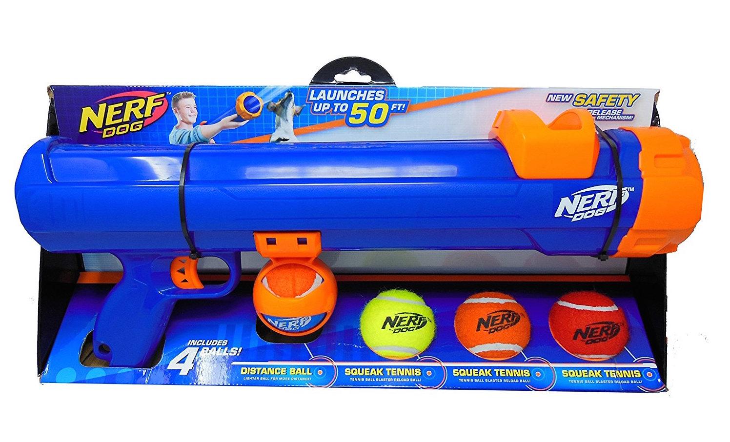 Nerf Dog Tennis Ball Launcher