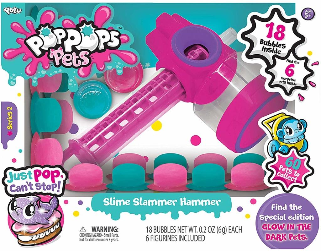 Pop Pop snotz Playset-Hammer