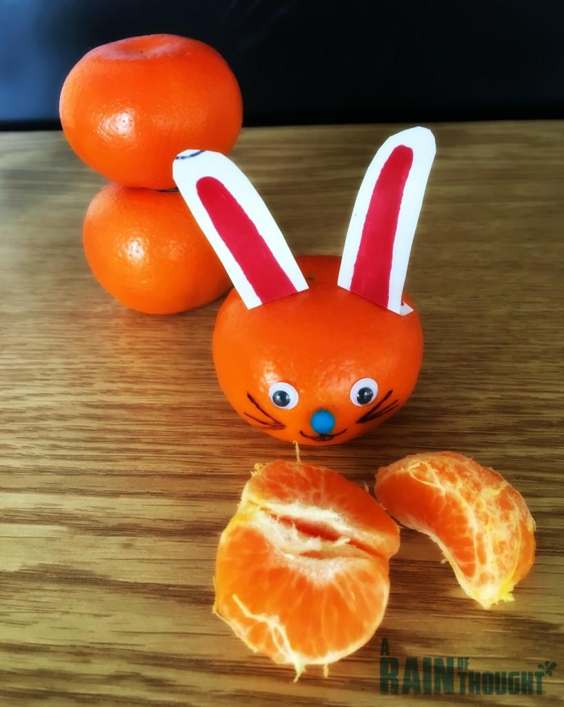 Halos Mandarin Easter Bunnies