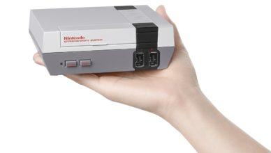 Nintendo Miniature NES Game System