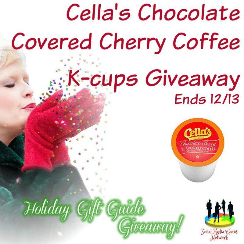 Chocolate Covered Cherry Coffee