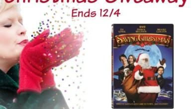 Lionsgate Saving Christmas Giveaway